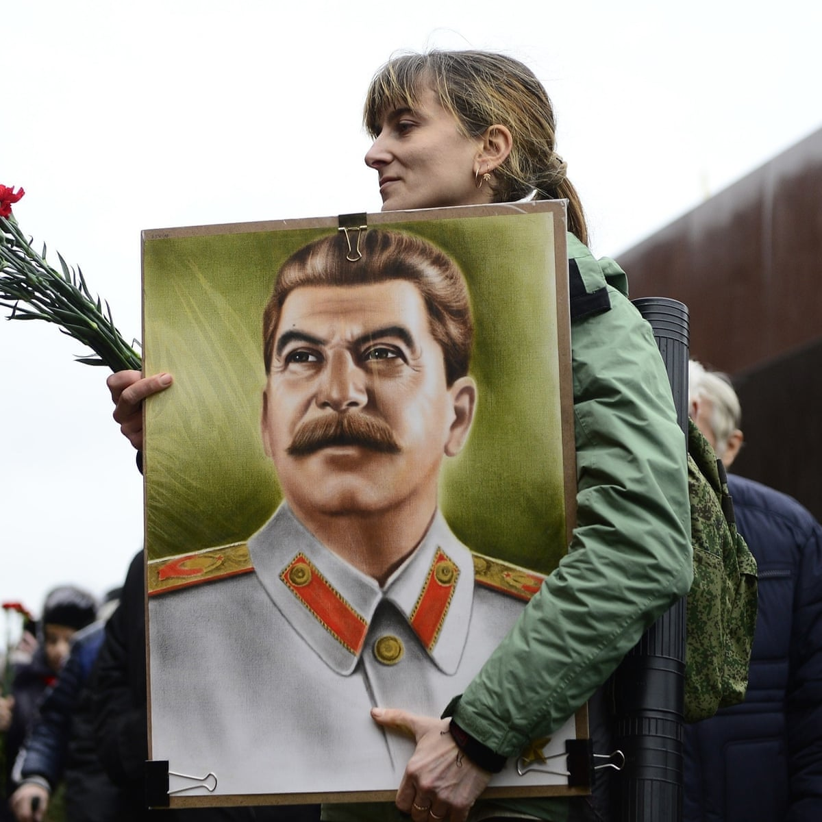 Vladimir Putin S Russia Is Rehabilitating Stalin We Must Not Let It Happen Russia The Guardian