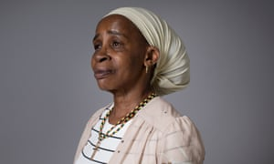 Paulette Wilson, Windrush campaigner, photographed in 2018.