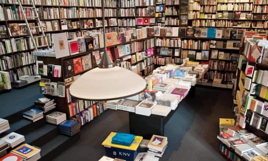 Buchhandlung Walther Koenig bookshop in Cologne, Germany