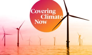 Guardian joins major global news collaboration Covering Climate Now