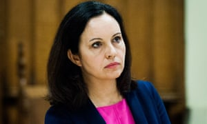 Labour MP Caroline Flint in 2015.