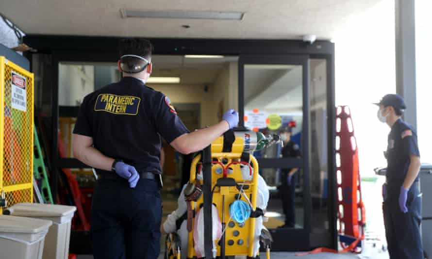 Regional medical center has fared better than some California hospitals amid the pandemic.