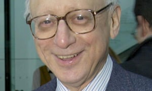 Gerald Kaufman in 2003. He was described by an ally as 'a politician's politician, a sublime operator, brilliant in committee and at persuasion'.