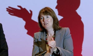 Harriet Harman, who stepped down as deputy leader of the Labour party