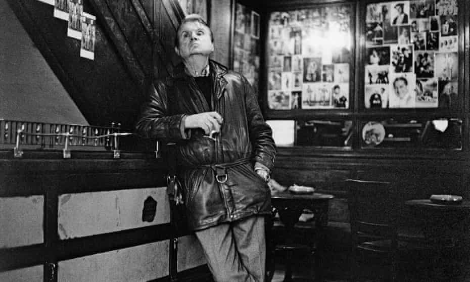 'A dandy of the best sort': Francis Bacon in The French House in Soho in 1984