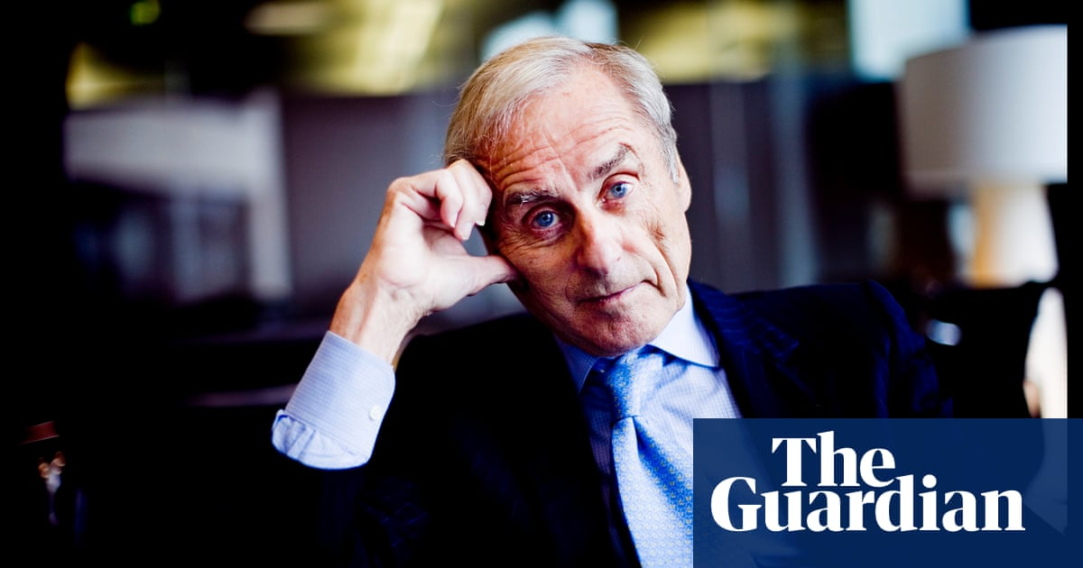 Sir Harold Evans – a life in pictures
