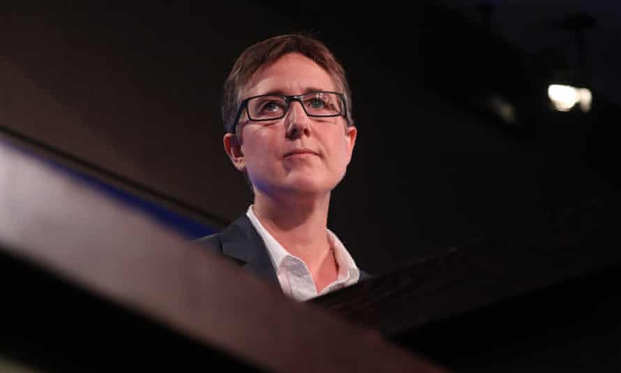 Sally McManus wants equal rights for all, including casuals, labour hire and gig economy workers.