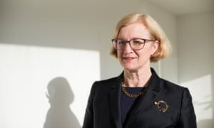 Chief inspector at Ofsted, Amanda Spielman