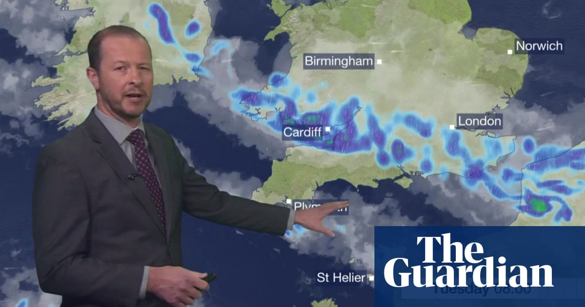 Why has Cornwall gone to war with the BBC's weather