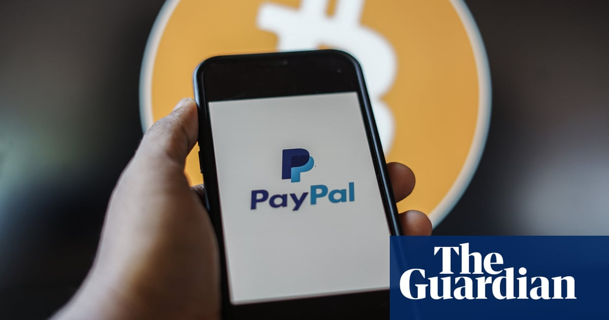 PayPal to allow UK users to buy and sell cryptocurrencies