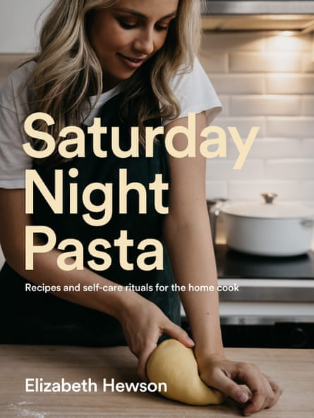 Cover of Elizabeth Hewson's Saturday Night Pasta