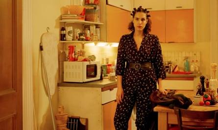 Desiree Akhavan as Leila in The Bisexual.