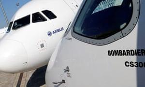 Airbus has taken over Bombardier's C-Series regional jets programme.