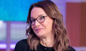 Susie Dent, on Good Morning Britain in February 2020.