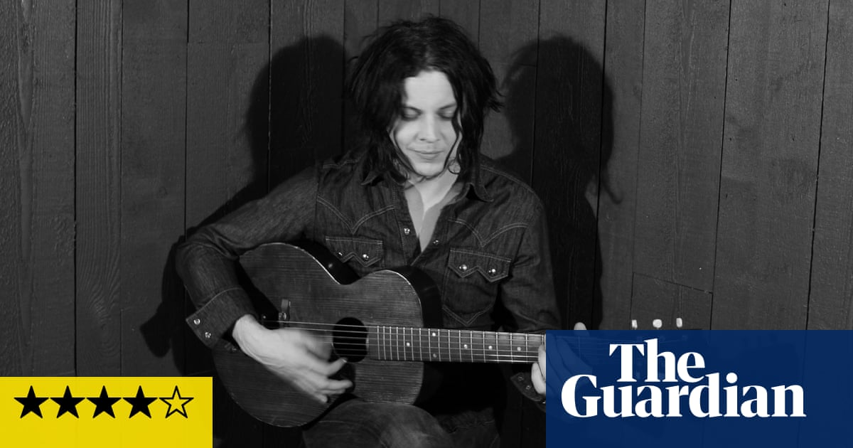 0c1f3e3a201 Jack White  Acoustic Recordings 1998-2016 review – stripped back but still  elusive