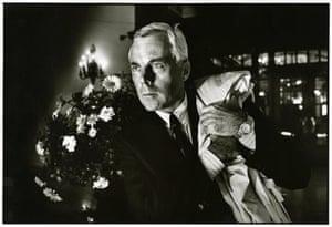 Giorgio Armani by Sally Soames, November 1985.