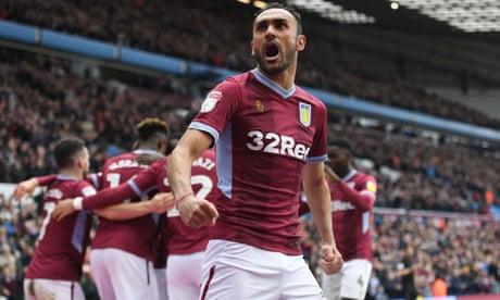 Aston Villa v Millwall: Championship – live!