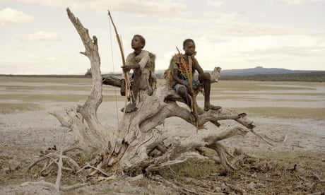 'Hadza': the last hunter-gatherer tribe in Tanzania – in pictures