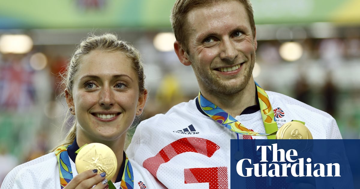 The Kennys v the record books: Tokyo calls for Team GB's golden couple