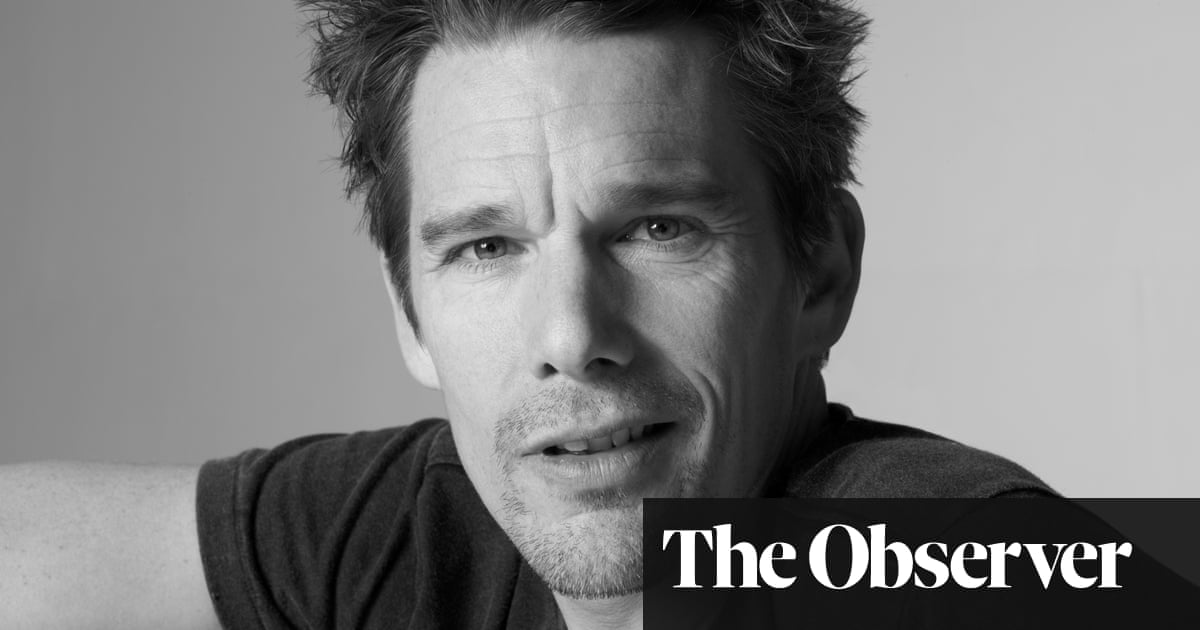 Ethan Hawke: 'The most romantic thing I've done is have sex'
