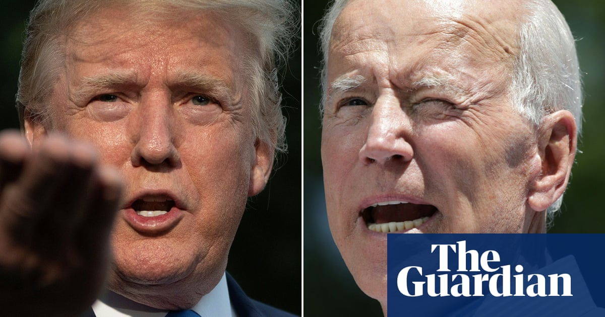 Biden holds daunting lead over Trump as US election enters final stretch – The Guardian
