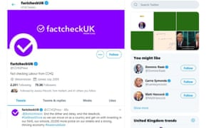 factcheckUK screengrab