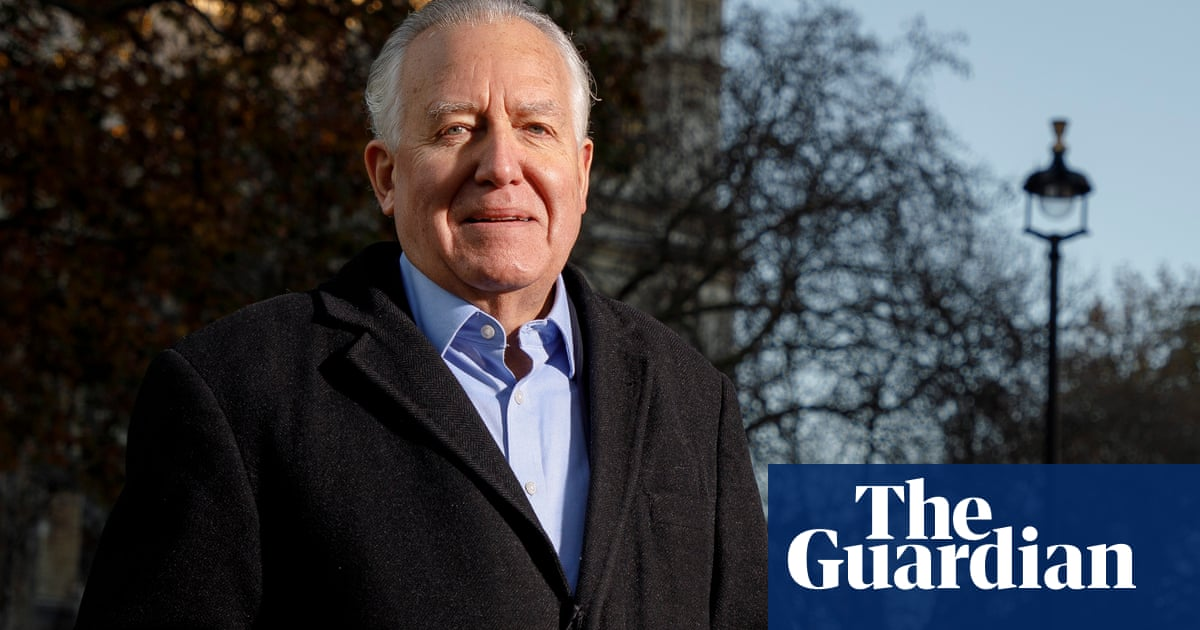 Undercover police officers spied on Peter Hain over 25 years