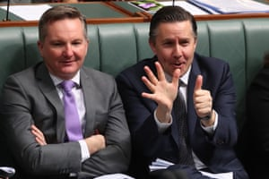 The shadow minister for Climate Change and Energy Mark Butler