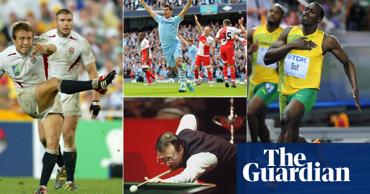 Sports quiz: fast times, late hours and memorable minutes