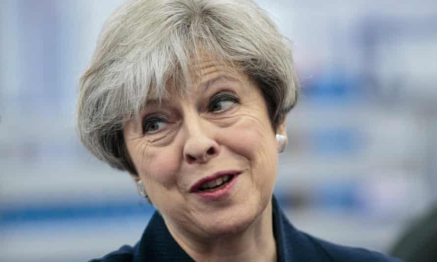 Theresa May: 'She talks the language of Ukip on Europe, crucial to killing them off, and also to appease her right.'