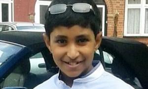 Karanbir Cheema's father said he was heartbroken.