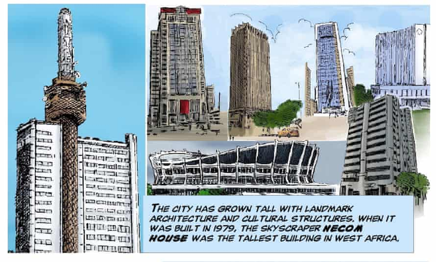 Lagos can never be destroyed by Tayo Fatunla