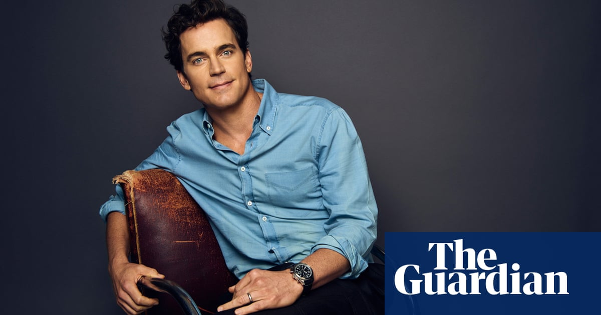 Matt Bomer: If Dad was really on fire for the Lord, you knew the hammer would come down