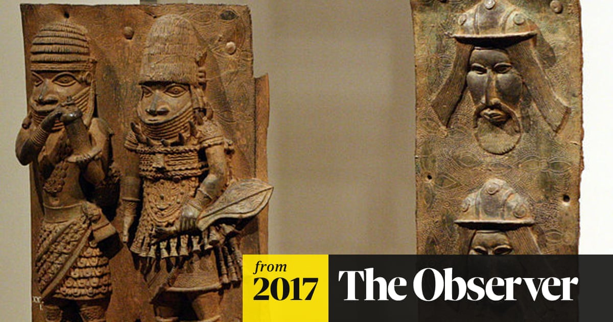 Western museums try to forge deal with west Africa to return the