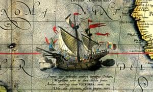 La Fura dels Baus took inspiration from Magellan's circumnavigation in the 16th century.