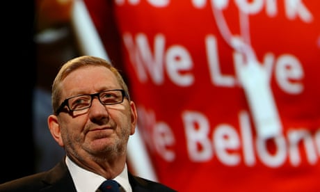 Len McCluskey: 'Workers do best when labour supply is controlled'