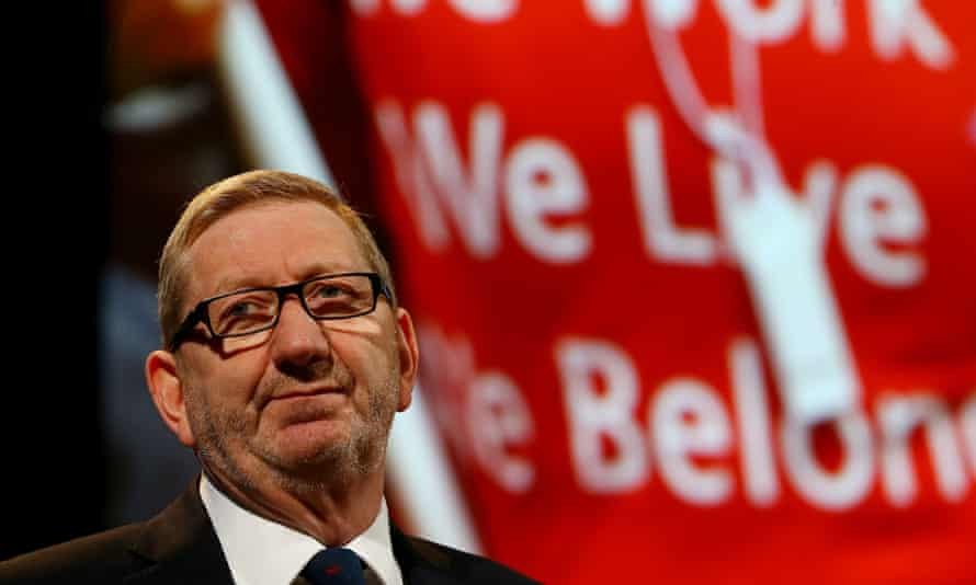 Len McCluskey: 'We must listen to the concerns of working people.'