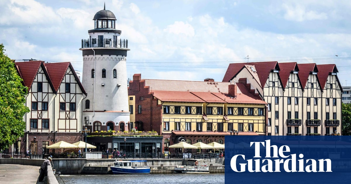 Kaliningrad: the Russian enclave with a taste for Europe | Cities
