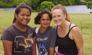 Rachelle Bergeron had spent the last four years living in Yap, in the Federated States of Micronesia. She became acting attorney general for the island.
