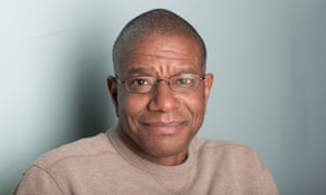 Paul Beatty after his Man Booker prize win.
