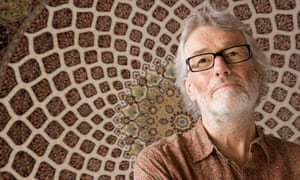 'I was having the most incredible journey with my literary hero': Iain Banks.