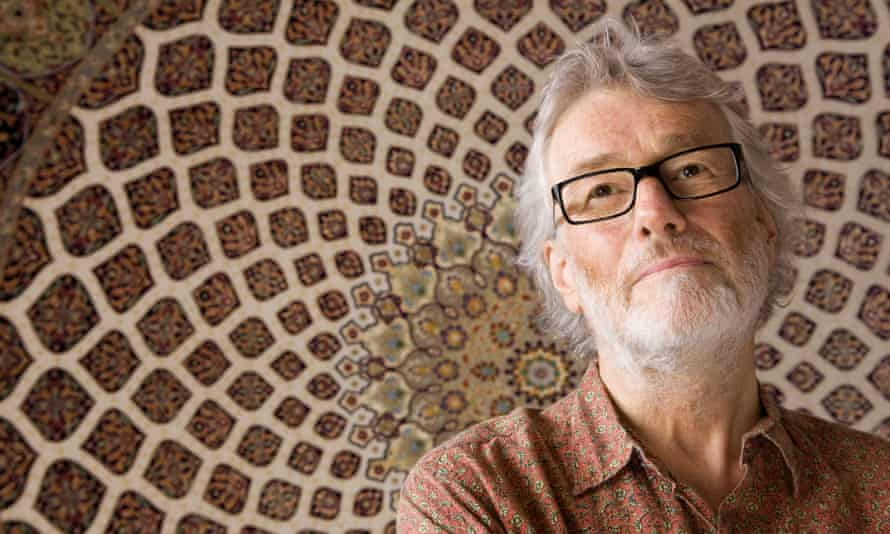 Iain (M) Banks in 2013.