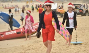 Australia's Christmas Day weather: Queensland sizzles ...