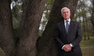 Michael Jeffery, governor general turned national soil advocate: 'Our country continues to lose carbon due to poor soil and water management.'