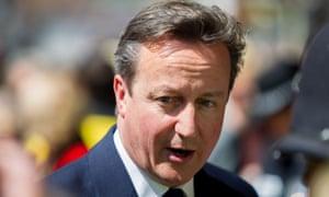David Cameron should focus on terrorists' altruism, an expert has said.