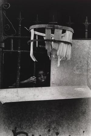 Harlem, 117th Street, circa 1960, by Shawn Walker (born 1940)
