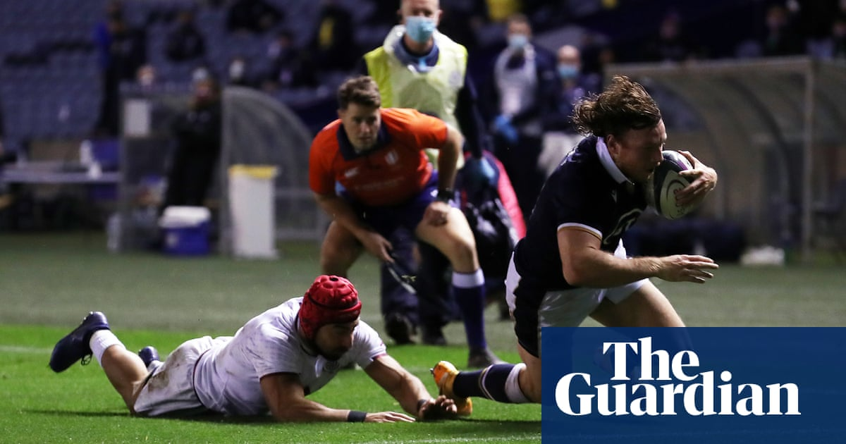Fraser Brown fires eight-try Scotland to easy warm up win over Georgia