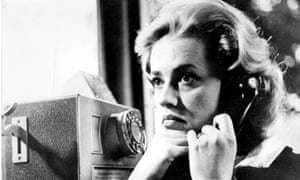 Jeanne Moreau in Louis Malle's Lift to the Scaffold, her 20th film and his first solo feature in 1958, which catapulted her to screen stardom.