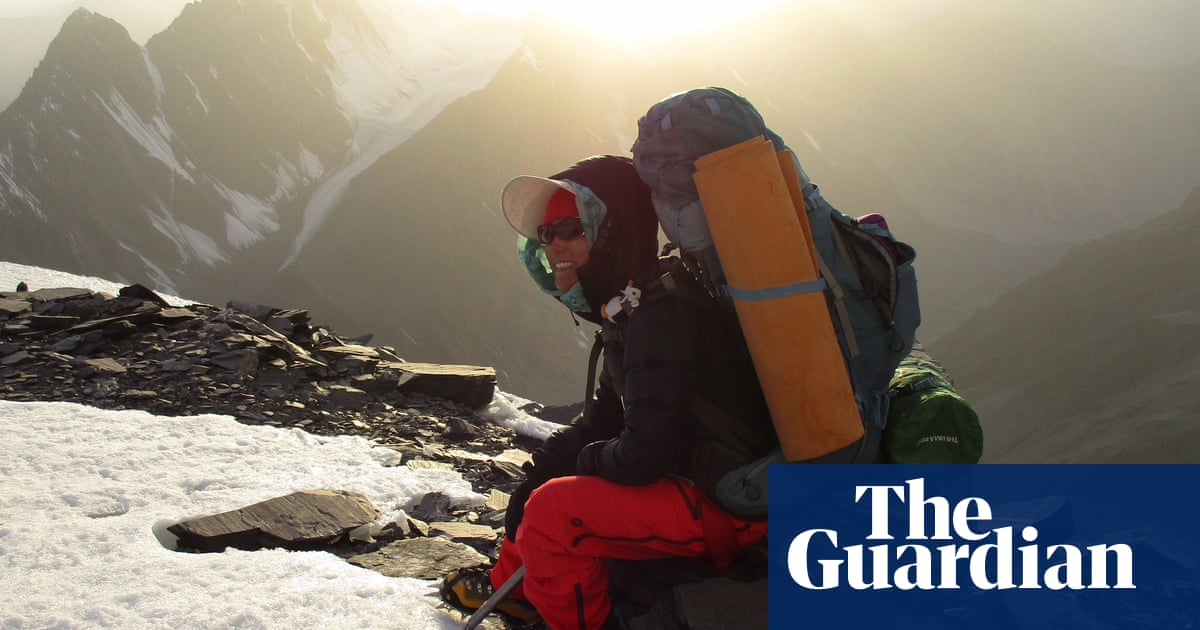 'I did it for every single girl': the first Afghan woman to scale Mount Noshaq