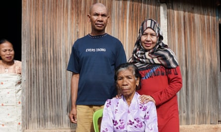 Kauka, who was abducted as a child by an Indonesian soldier when she was eight years old, meets her mother and brother for the first time in 39 years in Timor Leste.